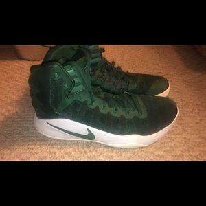 Women's nike zoom hyperdunk basketball shoes 10